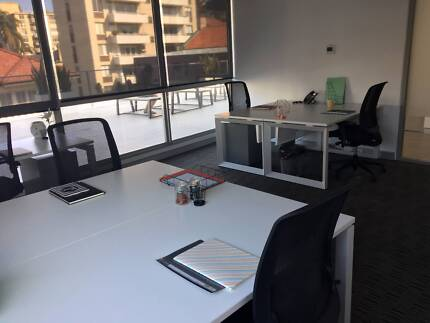 5 Desk Serviced Office Double Bay Well Lit and Renovated Centre