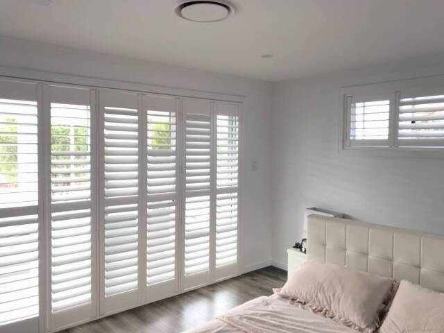 Plantation shutters in Kellyville area | Curtains & Blinds ...
