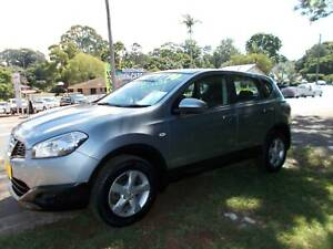 2011 Nissan Dualis Ti Manual SUV Clunes Lismore Area Preview