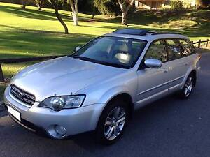 2004 Subaru Outback Premium 3.0R Wagon Maylands Bayswater Area Preview