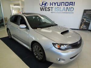 2009 Subaru Impreza WRX 265 AWD MAGS/TOIT OUVRANT 107$/semaine