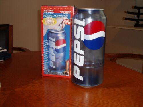 Pepsi Coin Sorter Bank