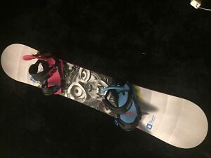 Forum Youngblood w/ Union Contact Bindings