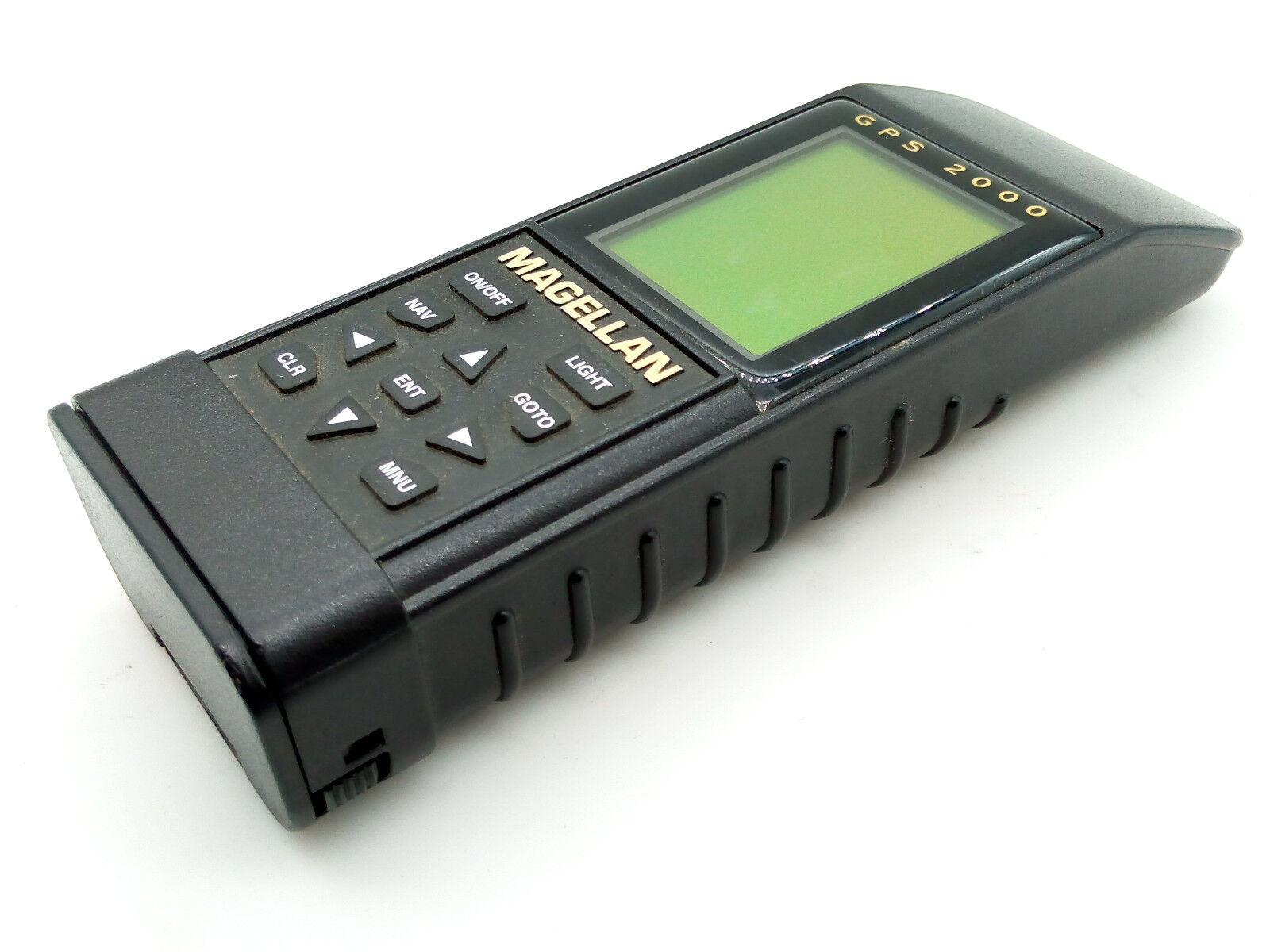 Megellan GPS 2000 PN 62010                                        APR1318.25.01