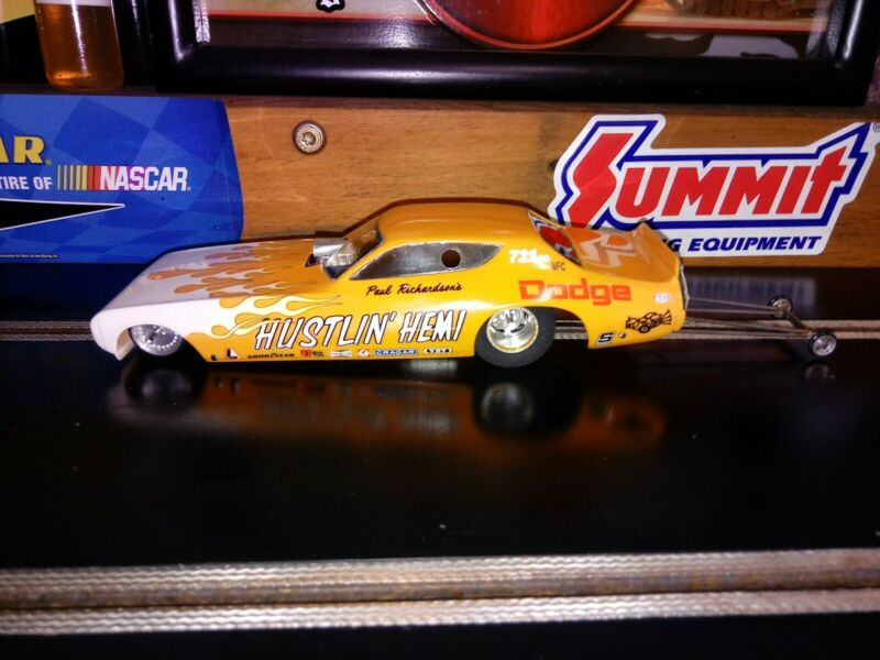 1/24 1973 Dodge Charger Funny drag slot car