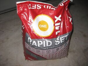 One Mix Rapid Set 20kg Mountain Creek Maroochydore Area Preview