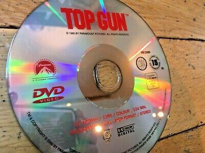 Usado, Top Gun DVD 1986 movie Tom Cruise, Val Kilmer, Kelly McGillis segunda mano  Embacar hacia Mexico