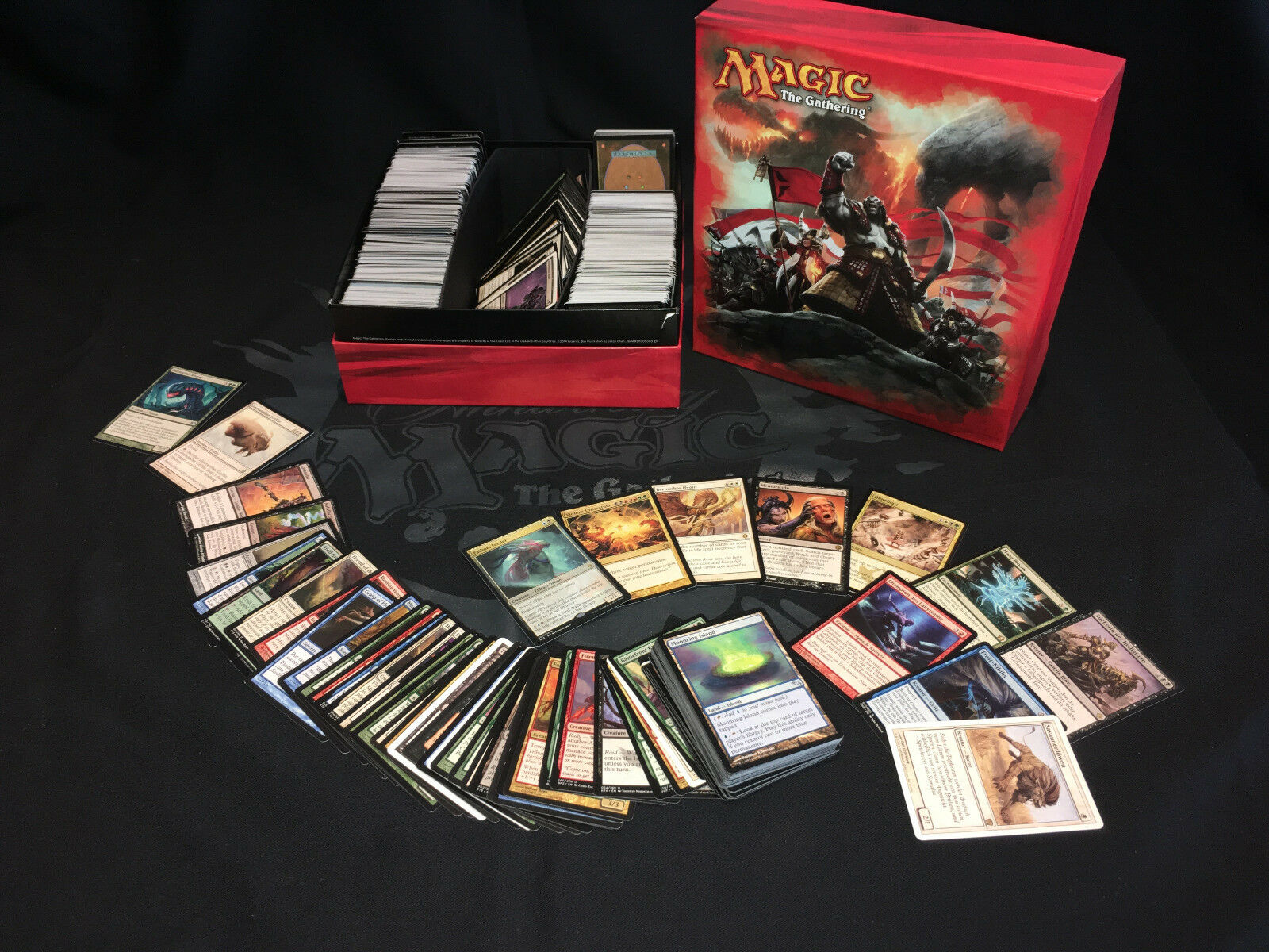 MAGIC THE GATHERING *Nice Price* 1000 Karten inkl. Uncommons + 10 RARES