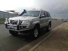 2008 Toyota LandCruiser Wagon Invermay Launceston Area Preview