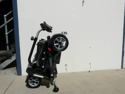 Folding Mobility Scooter Ashmore Gold Coast City Preview