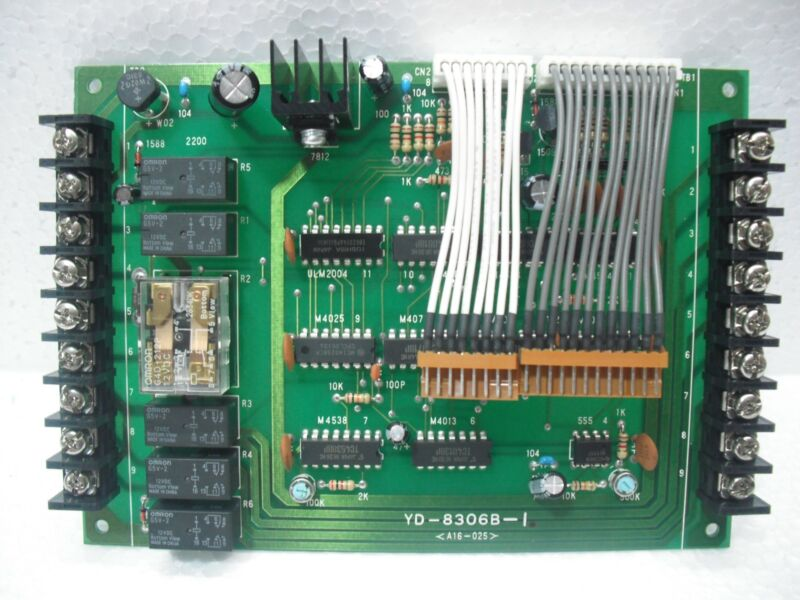 Yd-8306b-1 (a16-025) Pc Card