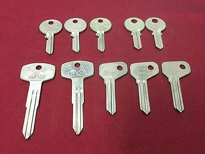 Ilco Automotive Key Blanks R62uc Ft37 X6 62dm Set Of 10 - Locksmith