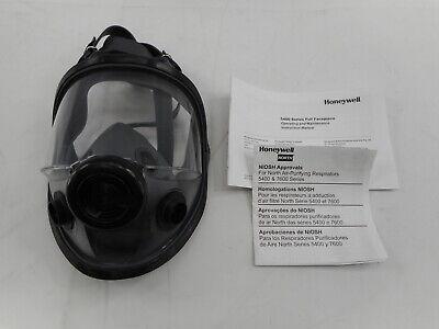 Honeywell North 5400 Series Niosh-approved Full Facepiece Respirator Small