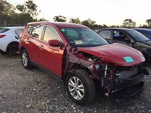 REPOST: WRECKING 2014 NISSAN XTRAIL T32 ST WAGON Willawong Brisbane South West Preview