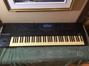 Clavier arrangeur (workstation) Roland G-800