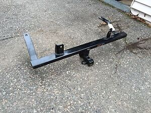 Hitch  de Subaru WRX 2012