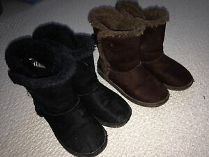 AIRWALK BOOTS (SIZE 1 GIRLS)