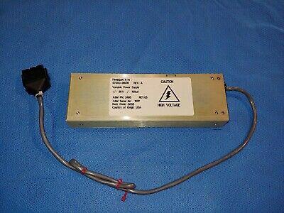 Finnigan 97000-98041 Variable Power Supply 8kv 100ua High Voltage Mass Spec