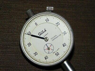 Vintage Teclock Dial Indicator