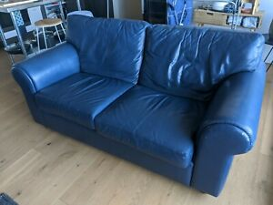Free Moran Leather Couch Set