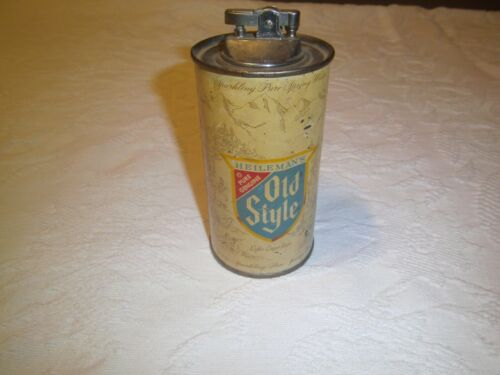 Heilemans Old Style Beer Can Lighter