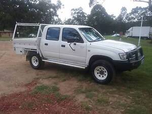 2004 Toyota Hilux Ute Nowra Nowra-Bomaderry Preview