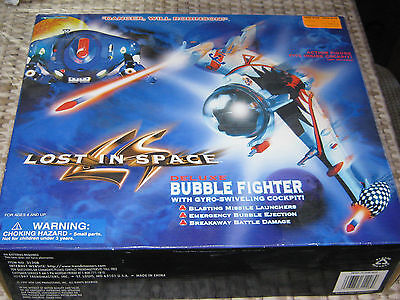 LOST in SPACE** Bubble Fighter with Gyro-Swiveling Cockpit ** Brand New in Box!!