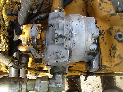John Deere At172899 Small Hydraulic Pump 548g 640e 648g Skidder At169903 748e