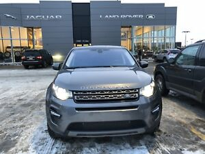 Range Rover Discovery Sport SE 2017 model