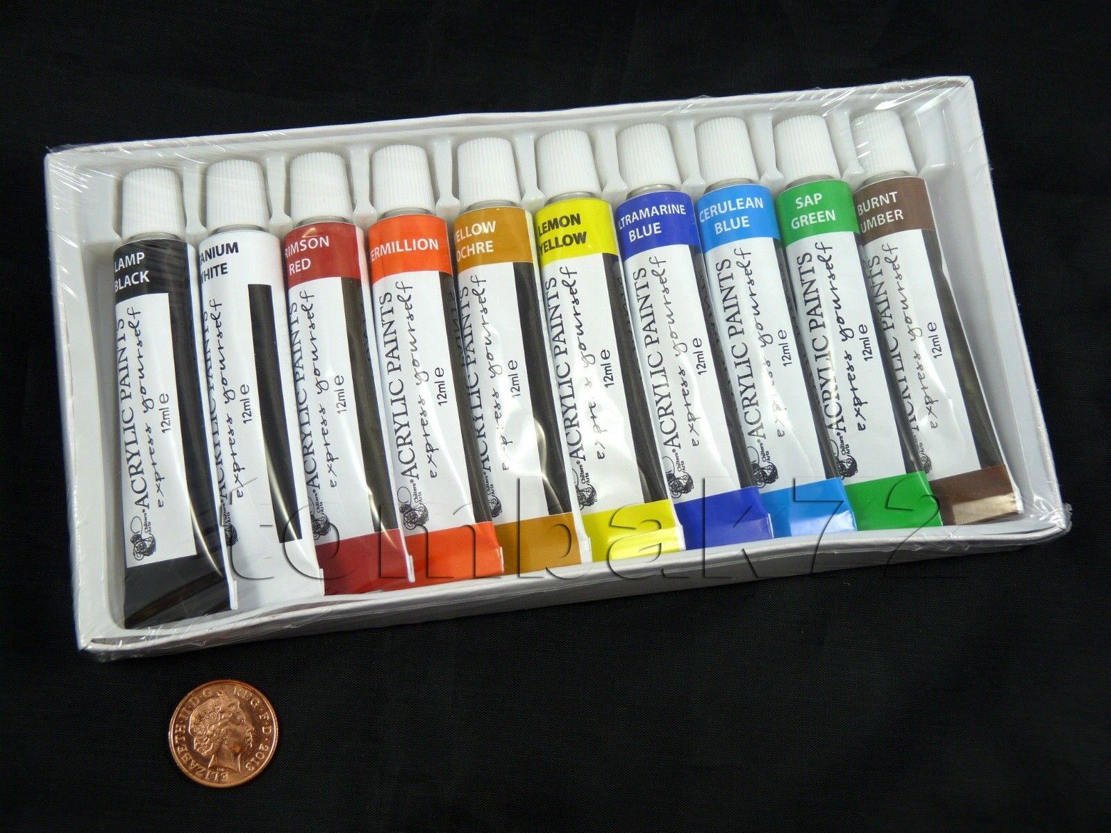distinct attributes of water color and acrylic paint Easily thins acrylic color or any water-soluble paints to a sprayable consistency allows thinned acrylic paint to be sprayed efficiently and retain paint film.
