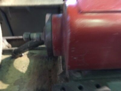 Heald Red Head Internal Grinding Spindle Model 183 27500 Rpm