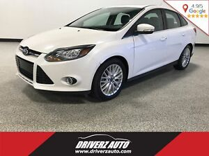 2013 Ford Focus Titanium CLEAN CARPROOF, REMOTE START, REARVI...