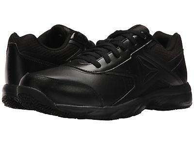 Men Reebok Work N Cushion 3.0 Slip Resistant BS9524 Black 100% Authentic New