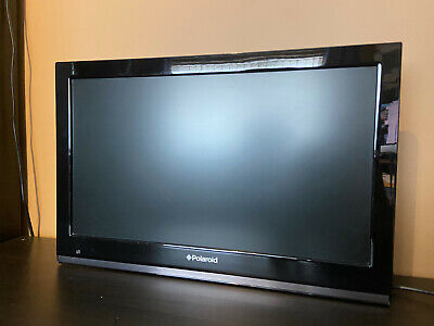 "12v Polaroid 18"" TV With Built in DVD Player & Headrest Attatchment For T5 T6 VW"