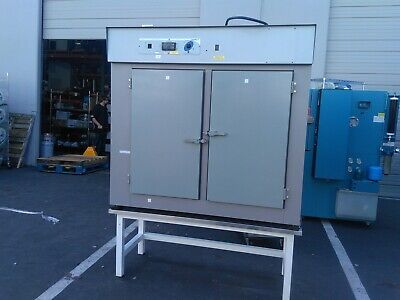 Vwr Hafo Sheldon Laboratory 1600 Series 1680 Dual Door Lab Oven- New Feet