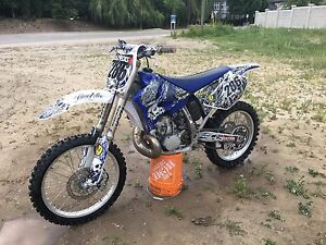 2006 yz 250 big bore