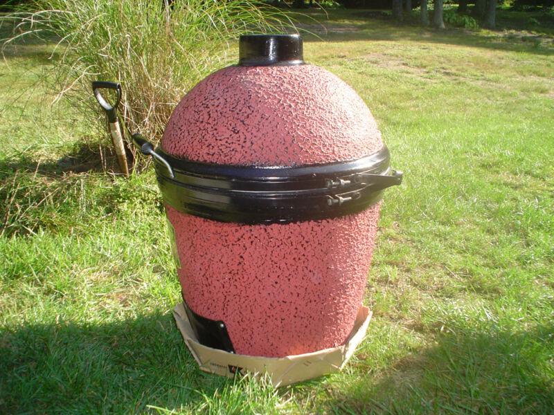 Kamado King Original Imperial kamado bbq smoker grill hibachi cooker barbacue