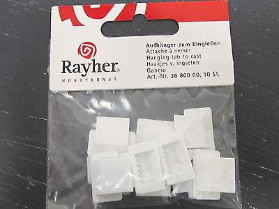 Rayher 10 Aufhänger zum Eingießen