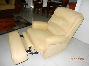 Cloth Cover Recliner Cranley Toowoomba City Preview