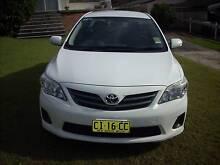 2010 Toyota Corolla Sedan Cowan Hornsby Area Preview