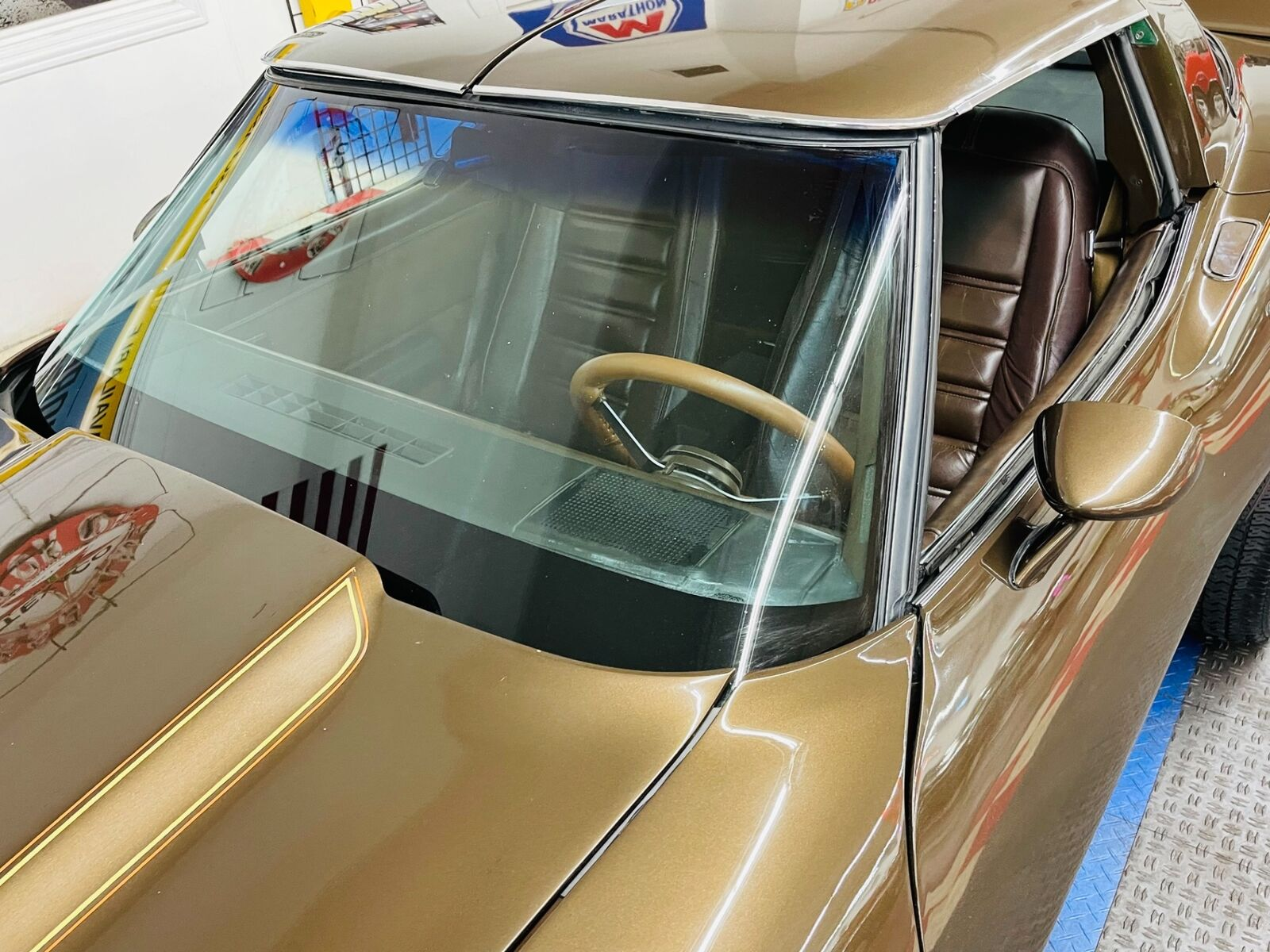 1978 Brown Chevrolet Corvette   | C3 Corvette Photo 10