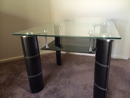 3 stylish glass tables Eight Mile Plains Brisbane South West Preview