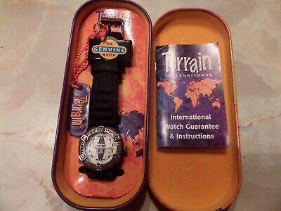Unused boxed vintage Terrain Sport watch 1990s ??