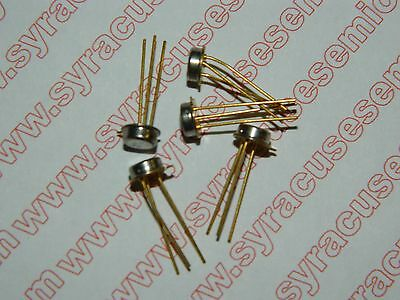 2n2946 Silicon Pnp Motorola Transistor Lot Of 5 Pieces