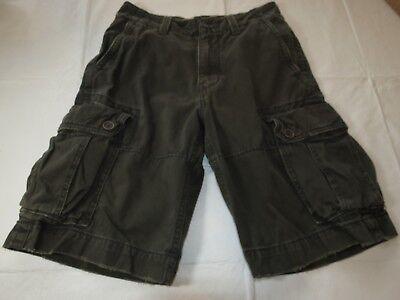 Jungen American Eagle (Jungen American Eagle Outfitters Walk Cargo-Shorts 26 Gebrauchte Guc <>)