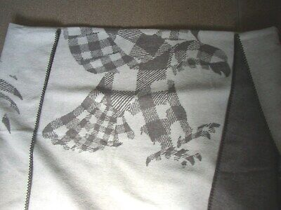 Woolrich Eagle Throw Blanket for sale  Ivoryton