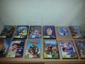 Kids DVDS a fantastic selection High Wycombe Kalamunda Area Preview