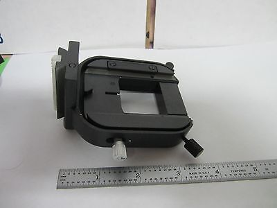 Microscope Part Leitz Germany Condenser Holder As Is Binr8-02