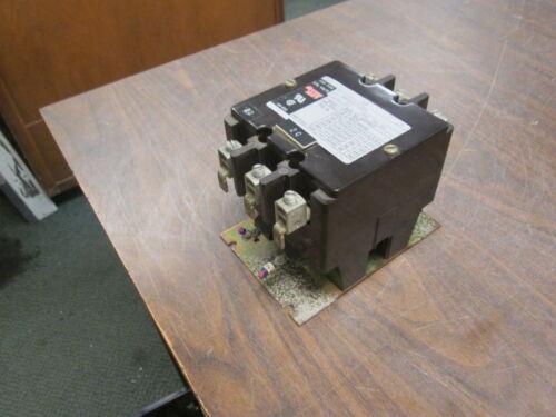 Arrow Hart Contactor ACC930-V20 120V Coil 112A 600V Used