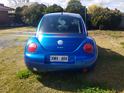 2002 vw beetle Munno Para West Playford Area Preview